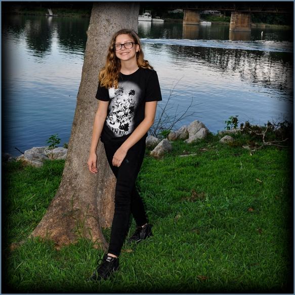 Ariyanna At Savannah River 2018